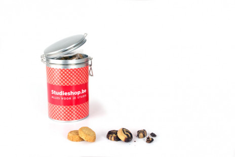 Biscuit Coffee TIn