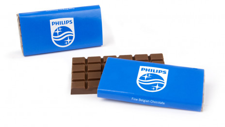 RECTANGULAR CHOCOLATES 13,5 g