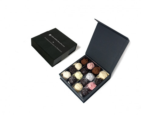 Black Truffle Box