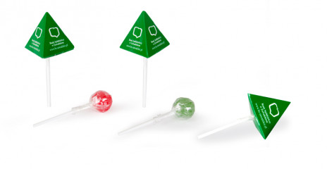 Triangle Lollipop