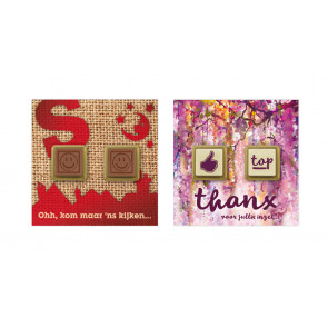 Square Card 2 Logopralines