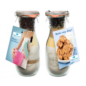 Weck Jar Baking