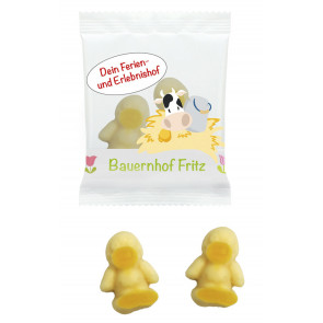 Jelly Sachet Easter Chick