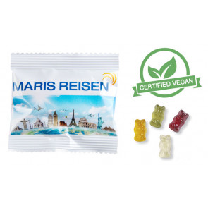 Jelly Bear Sachet 10g Vegan