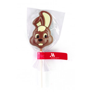 Chocolate Easter lolli