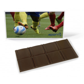CHOCOLATE BAR IN BOX