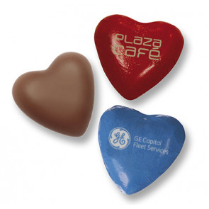 Heart-Shaped Chocolate