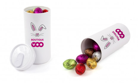 LEONIDAS Easter ECO Can