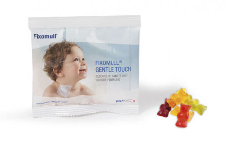 Jelly Bear Sachet 30g