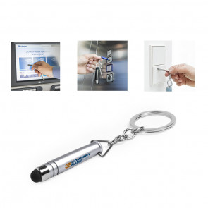 TOUCH PEN KEYRING