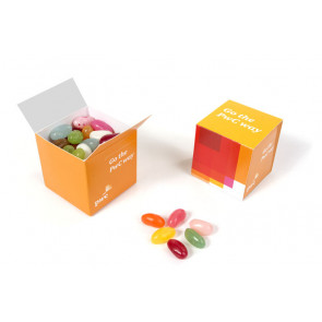Sweet Cube Jelly Beans